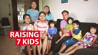Download Raising 7 Kids in Singapore: Life in a Big Family | On The Red Dot | CNA Insider Video