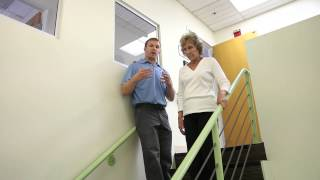 Download Physical Therapy Exercises for Seniors: How to Properly Ambulate Stairs - 24Hr HomeCare Video