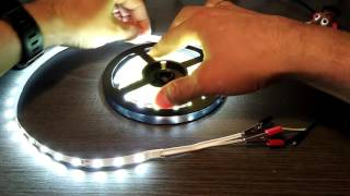 Download Освещение в гараже SMD LED лентой Video