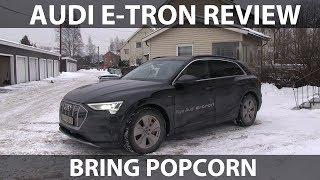Download Audi e-tron review Video