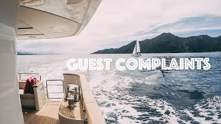 Download Yacht Crew Receive Guest Complaint | #superyachts Video
