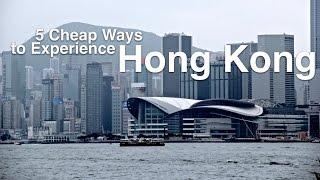 Download 5 Cheap Ways to Experience Hong Kong Video