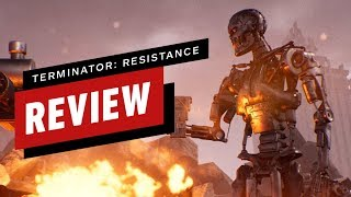 Download Terminator: Resistance Review Video