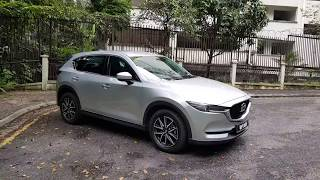 Download 2018 Mazda CX5 2.2 SkyActi Diesel FWD Full In Depth Review | Evomalaysia Video