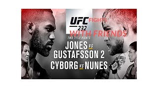 Download UFC 232 Jon Jones vs Alexander Gustafsson time, predictions and live stream Video