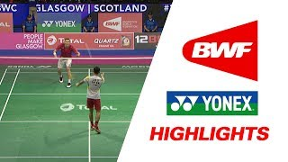 Download TOTAL BWF World Championships 2017 | Badminton Day 7 F – Highlights Video