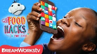 Download Edible Chocolate PHONE! + Wimpy Kid Food Hacks | FOOD HACKS FOR KIDS Video