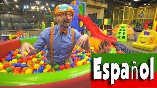 Download Canciones Infantiles con Blippi Español   Videos Educacionales Para Niños Video