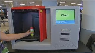 Download Scanning liquids at airports Video