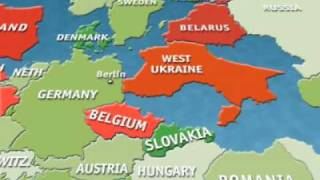 Download Fantasy cartography: Redrawing the map of Europe | The Economist Video