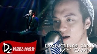 Download Sam Mangubat - Dancing On My Own (Cover) Video