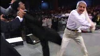 Download Benny Hinn - Raw Anointing of the Spirit (1) Video
