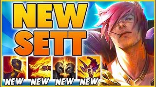 Download *NEW CHAMPION GAMEPLAY* RIOT IS CRAZY (35 KILL SETT RAMPAGE) - BunnyFuFuu Video