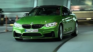 Download 2017 BMW M4 M Performance Parts with Marco Wittmann Video