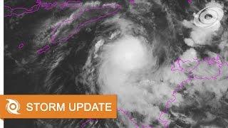 Download Cyclone Frances - Update 1 (April 27, 2017 - 15:00 UTC) Video