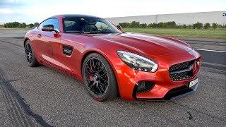 Download 744HP Mercedes-AMG GTS JB Automotive - REVS, ACCELERATIONS & DRAG RACE! Video