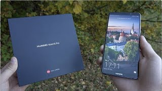 Download Huawei Mate 10 Pro Unboxing! Video
