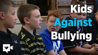 Download Boys' reaction to bullying will melt your heart Video
