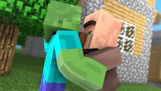 Download Villager Life - Top Minecraft Animations Video