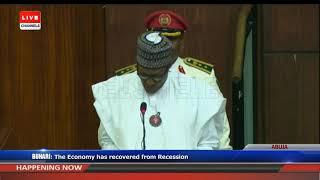 Download 2019 Budget Presentation Buhari Addresses Joint Session Of NASS Pt.2 |Live Event| Video