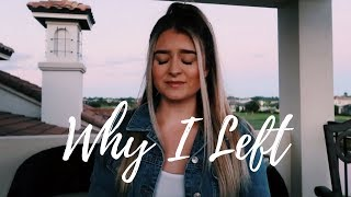 Download WHY I DROPPED OUT OF COLLEGE + MOVED BACK HOME Video