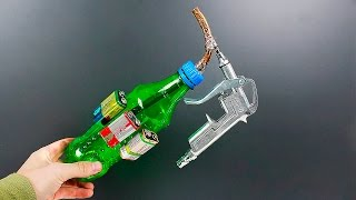Download Awesome idea on making a spray gun out of a bottle Video