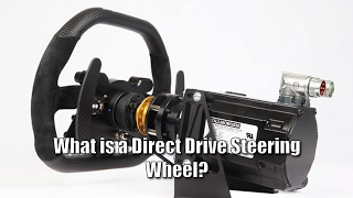 Download What is a Direct Drive Steering Wheel? Video