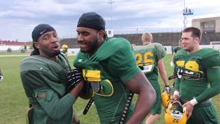 Download 2013 NDSU Football Fall Camp: Marcus Williams Day in the Life Video