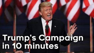 Download Trump's Entire Campaign in 10 Minutes! Video