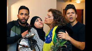Download Foreign Mothers | Anwar Jibawi & Rudy Mancuso Video