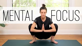 Download Yoga For Concentration and Mental Focus | Yoga With Adriene Video