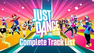 Download Just Dance 2018: Lista de Canciones Completa - Full Song List (+Just Dance Unlimited) Video