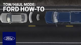 Download Adaptive Cruise Control Using Tow/Haul Mode | Ford How-To | Ford Video