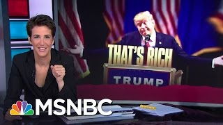 Download Donald Trump's Campaign A Cover For Moneymaking Scheme | Rachel Maddow | MSNBC Video