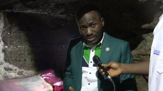 Download RARE VIDEO - At the Tomb of St. Barnabas; Inspirational teaching by Apostle Suleman. Video