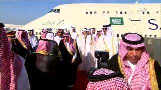Download حضرة صاحب السمو الأمير المفدى يتقدم مستقبلي أخيه خادم الحرمين الشريفين #تلفزيون قطر Video