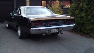 Download 1970 Plymouth Road Runner last ride this year Video