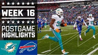 Download Dolphins vs. Bills | NFL Week 16 Game Highlights Video