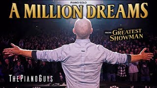 Download ″A Million Dreams″ (Piano Solo) With A Surprise Ending - The Greatest Showman Video