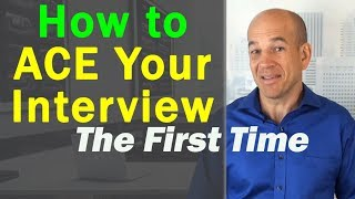 Download How to ACE your next job interview - question & answer strategies Video