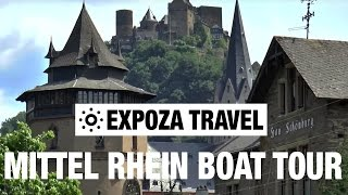 Download Mittel Rhein Boat Tour (Germany) Vacation Travel Video Guide Video