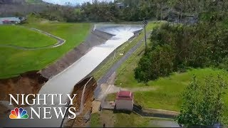 Download Hurricane Maria: Failing Dam Puts Many Residents In Puerto Rico At Risk | NBC Nightly News Video