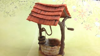 Download Rustic Well/ Polymer clay (Fimo soft) Video
