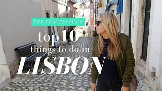 Download 10 Things to do in Lisbon | The Travelista Video