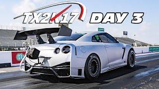 Download TX2K17: DAY 3 - 2,500+ Horsepower GT-R BATTLE! Video