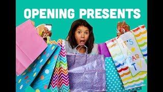 Download Klai's Birthday Treasure Hunt & Opening Presents Video