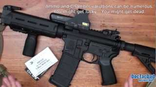 Download 5.56x45 NATO vs .223 Rem How To Determine Your Rifle Chamber Video