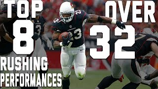Download Top 8 Rushing Performances Over 32 Years Old! | NFL Highlights Video