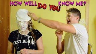 Download Kaip Gerai Mane Pažįsti? | CHALLENGE SU SESE Video