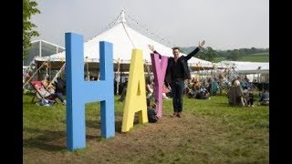 Download Live at the Hay Festival - BBC Click Video
